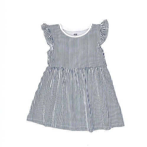 18-24M | H&M  | שמלת פסים