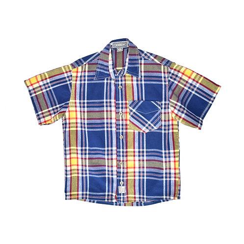 9-10Y | חולצת משבצות | אפנת יו