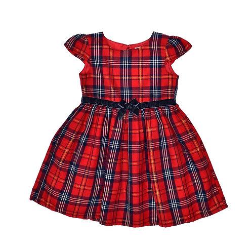 18-24M | Primark | שמלה סקוטית