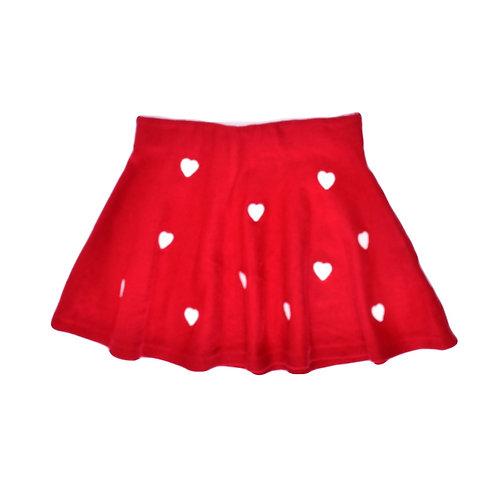 2-4Y | H&M | חצאית הלבבות