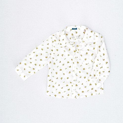 3-4M   ZARA   חולצת בננות