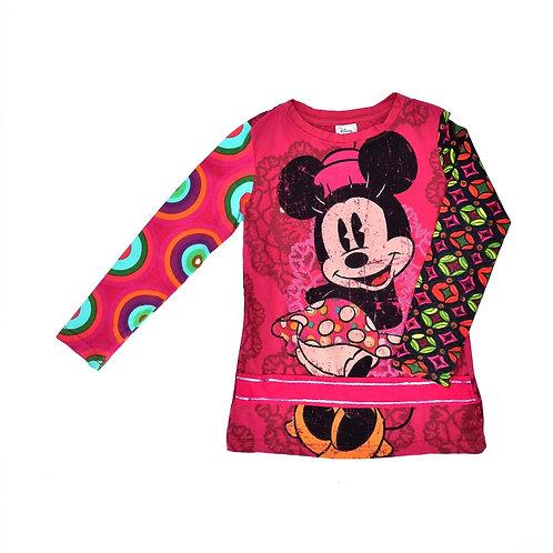 7-8Y | DESIGUAL  | חולצת מיקי