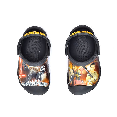 Size 25 | CROCS  | כפכפי מלחמת הכוכבים