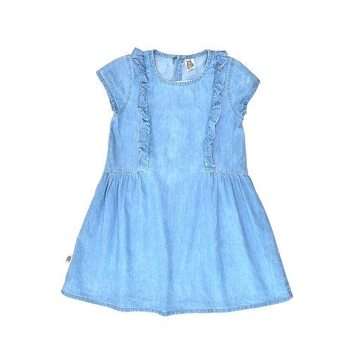 4Y   SHILAV   שמלה בג'ינס