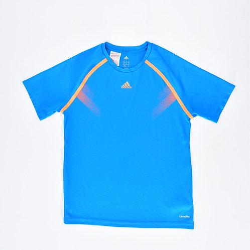 12Y | Adidas | חולצת דרייפיט תכלת