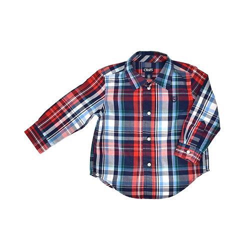18M   CHAPS   חולצת אוקספורד