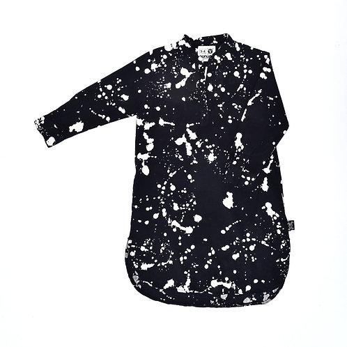 3-4Y | nununu | שמלה בהתזה