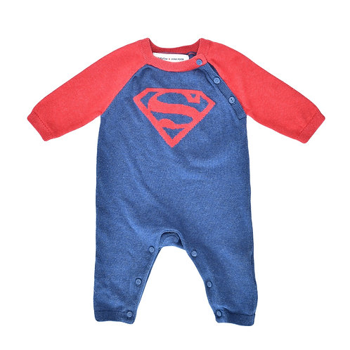 0-3M | GAP | אוברול  סופרמן