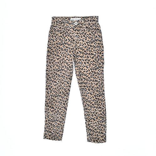 7Y | ZARA | מכנסיים מנומרים