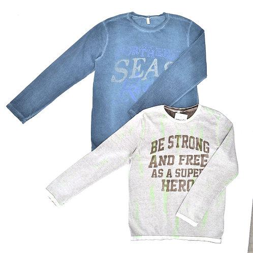 9Y | Benetton | זוג חולצות טיידיי