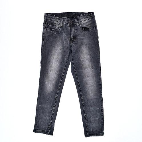 7-8Y | American Eagle  | מכנסי ג'ינס באפור