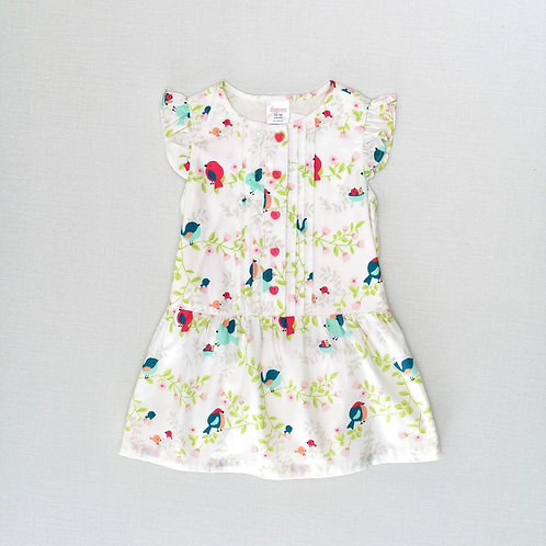 12-18M | GYMBOREE | שמלת זמיר