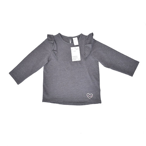 12-18M | H&M | חולצת פפלום