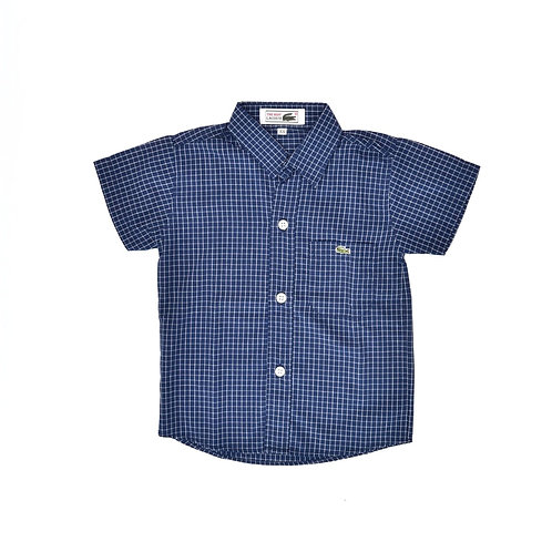 3Y | LACOSTE | חולצת מכופתרת