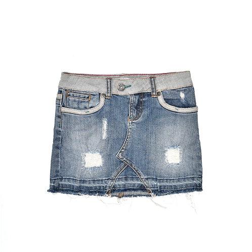 7Y   DKNY   חצאית ג'ינס