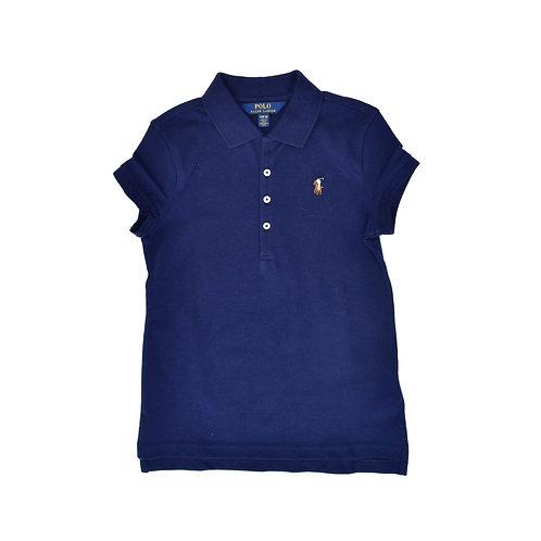 8-10Y | Ralph Lauren | חולצת פולו כחול