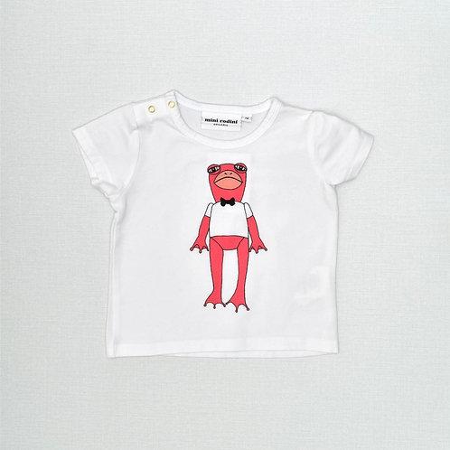 6-9M | Mini Rodini | חולצת צפרדע