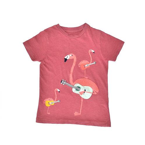 3-4Y   M&S   חולצת פלמינגו