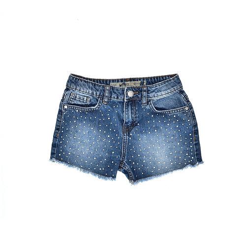9-10Y | Denim Co. | מכנסי ג'ינס יהלומים
