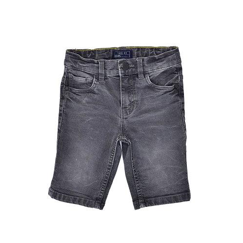 6Y | NEXT | מכנסי ג'ינס שחורים ווש