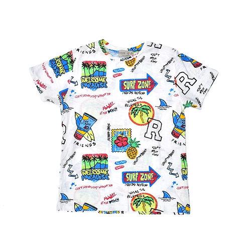 8Yֻ| ZARA | חולצת פרדייז