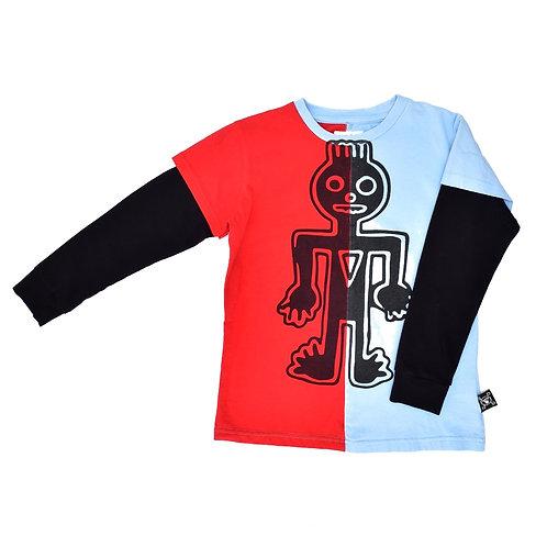 6-7Y    Nununu   חולצת טוטם