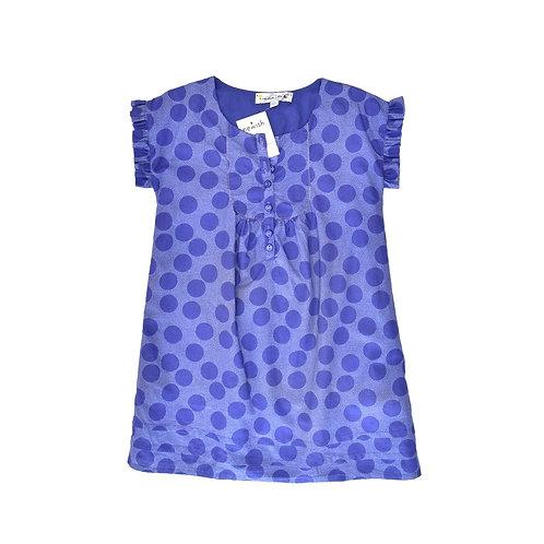 7-8Y | Lisa Rose | שמלת עיגולים