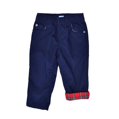 18-24M | GAP | מכנסיים סקוטיים