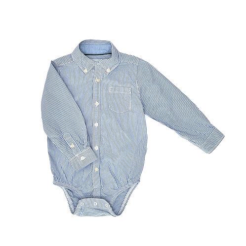 18M   Carter's   חולצת בגד גוף חגיגית