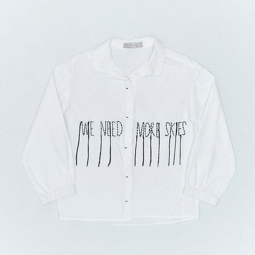 8Y | ZARA |  חולצת חוטים