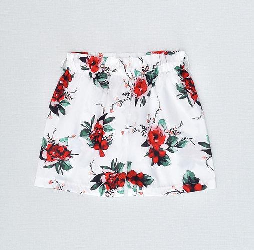5-6Y   מכנסי ורדים