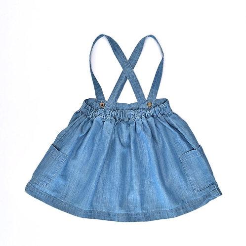 9-12M   NEXT   חצאית  שלייקס בג'ינס
