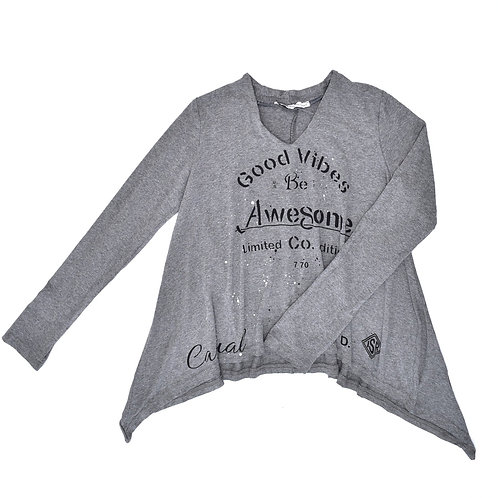 12-13Y | My Kids | חולצת צ'יל