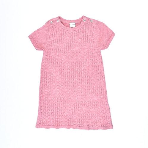 18M | H&M | שמלת סריג צמות