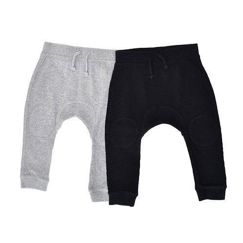 2Y | CASTRO | זוג מכנסי וופל בלגי