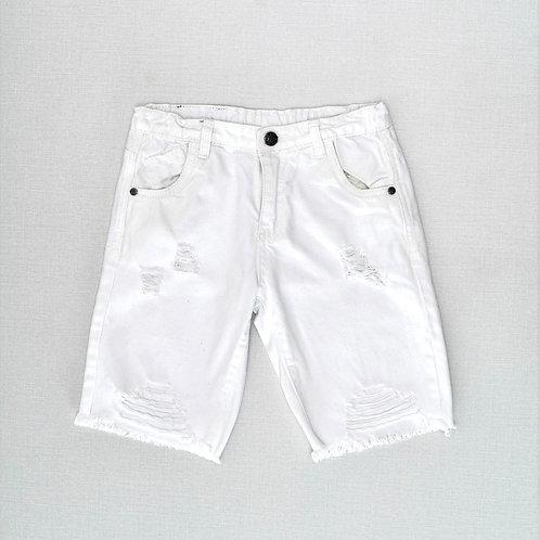 10Y | KEDS |  מכנסי ג'ינס לבנים