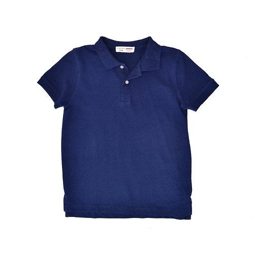 8-10Y | CASTRO | חולצת פולו כחולה