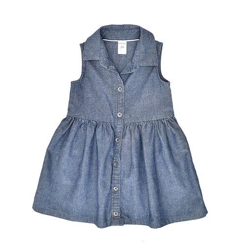 24M | Carter's | שמלה בג'ינס