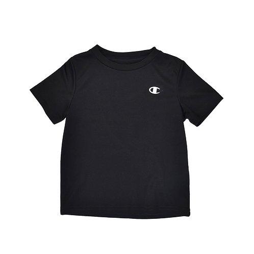 3Y   Champion    חולצת דרייפיט שחורה