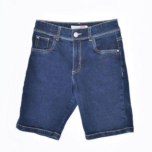 7Y   CASTRO   מכנסי ג'ינס כחולים