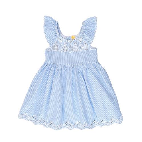 18-24M | KIWI  | שמלה פסים