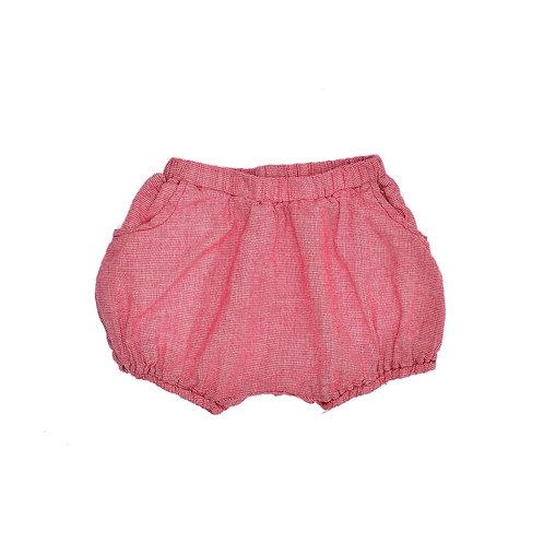 3-6M | MINENE | מכנסי שק משובצות