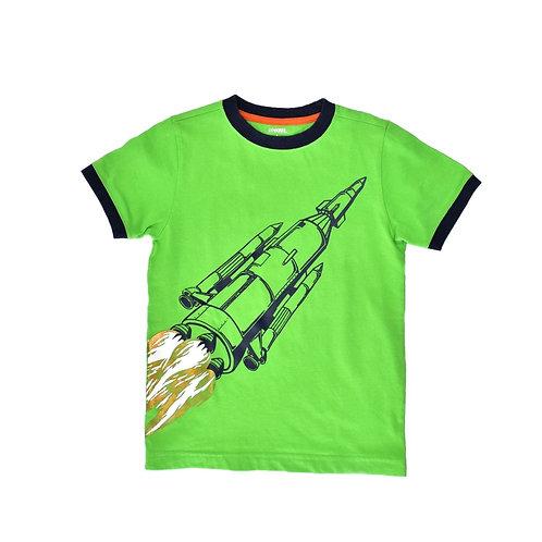 6Y   GYMBOREE   חולצת מעבורת