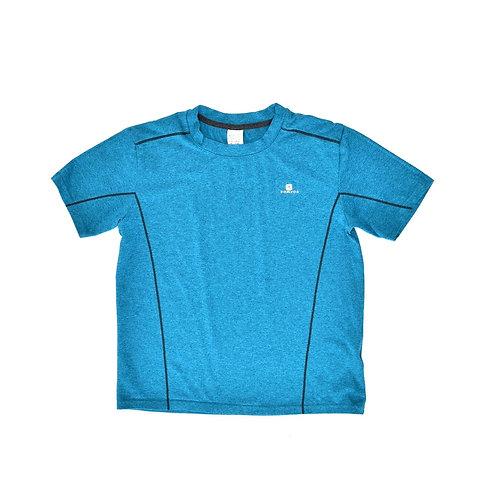 8Y   Decathlon    חולצת דרייפיט טורקיז