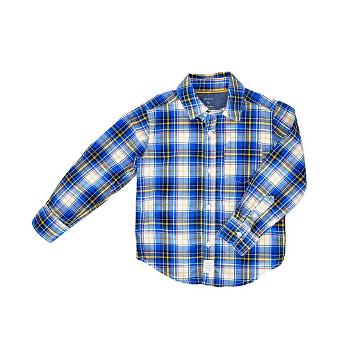 3Y   Carter's   חולצה משובצת