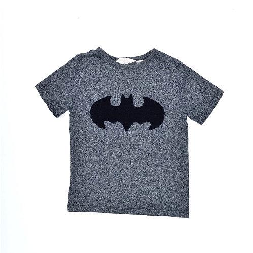 4-5Y   H&M   חולצת באטמן מגבת