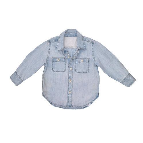2Y |  GAP | חולצת ג'ינס ווש