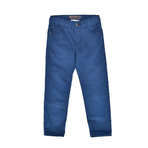 5Y | H&M | מכנסי צ'ינו כחולים