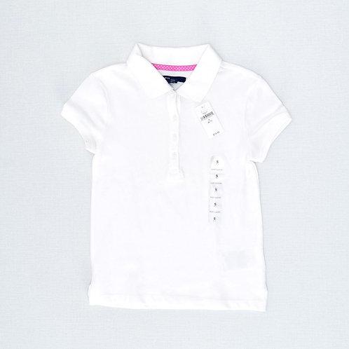 6-7Y   GAP   חולצת פולו נשית