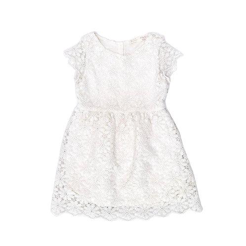 4-5Y | ZARA |  שמלה קרושה חגיגית